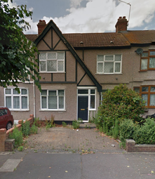 Thumbnail 3 bedroom terraced house to rent in Derwent Gardens, Ilford