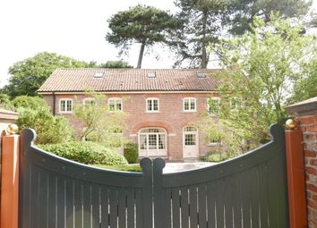 Thumbnail 6 bed detached house to rent in Naburn Lane, Water Fulford Hall, York