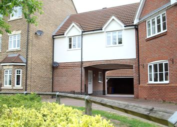 Thumbnail 1 bedroom maisonette to rent in Manning Road, Abbotsford Park, Bury St Edmunds, Suffolk