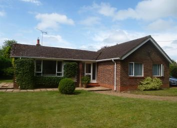 Thumbnail 2 bed bungalow to rent in Whinwhistle Road, East Wellow, Romsey