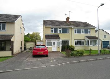 Thumbnail 3 bed semi-detached house for sale in Park Road, Congresbury, Bristol