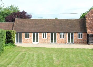 Thumbnail 2 bedroom barn conversion to rent in Wallingford Road, Compton