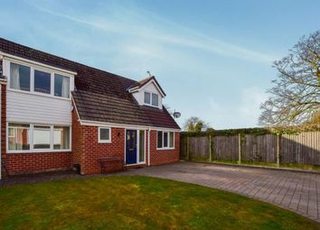 Thumbnail 4 bed detached house for sale in Bidston Drive, Handforth, Wilmslow, Cheshire