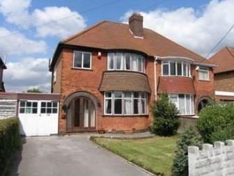 Thumbnail 3 bed property to rent in Hurst Lane, Shard End, Birmingham