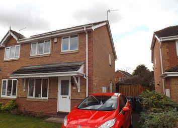 Thumbnail 3 bed semi-detached house for sale in Syon Park Close, West Bridgford, Nottingham, Nottinghamshire