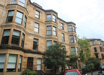 Thumbnail 5 bed flat to rent in Clouston Street, North Kelvinside, Glasgow