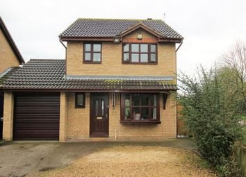 Thumbnail 4 bed detached house for sale in Beaulieu Close, Banbury