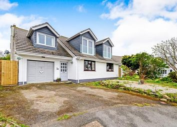 Thumbnail 4 bed bungalow for sale in Cubert, Newquay, Cornwall