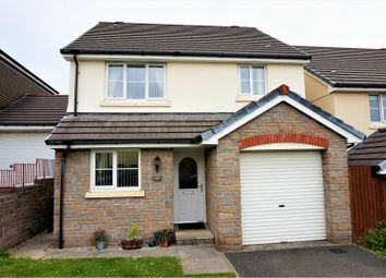 Thumbnail 3 bed detached house for sale in Retallick Meadows, St. Austell