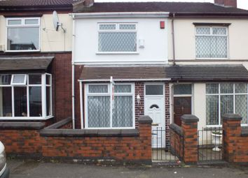Thumbnail 2 bed property to rent in Leigh Street, Burslem, Stoke-On-Trent
