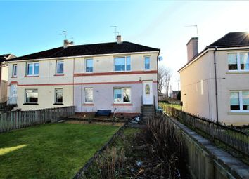 Thumbnail 2 bedroom flat for sale in Oakfield Road, Motherwell
