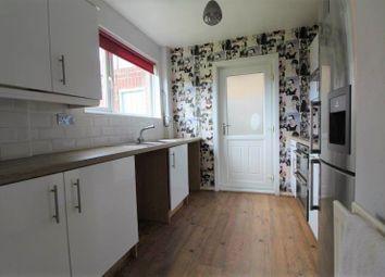 Thumbnail 2 bed semi-detached house for sale in Deneside, Seghill, Cramlington