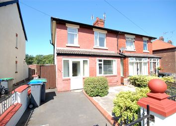 Thumbnail 3 bed semi-detached house for sale in Layton Road, Blackpool, Lancashire