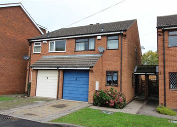 Thumbnail 2 bed semi-detached house for sale in Sedgley Road, Swann Village, Woodsetton