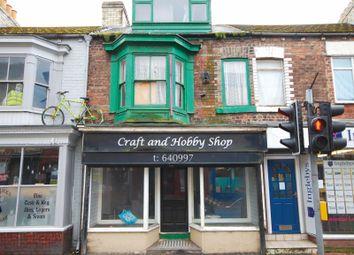 Thumbnail Retail premises for sale in 33 Zetland Road, Loftus, Saltburn-By-The-Sea