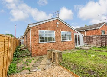 Thumbnail 2 bed bungalow for sale in Greenlea Crescent, Southampton