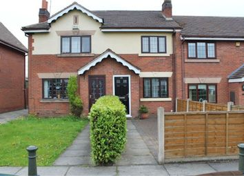 Thumbnail 2 bed town house for sale in Marleyer Close, Moston, Manchester