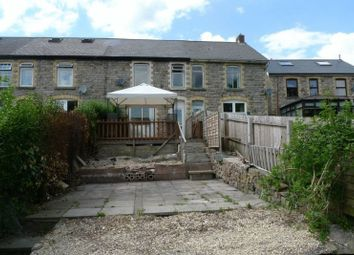 Thumbnail 3 bed terraced house to rent in Eridge Road, Garndiffaith, Pontypool
