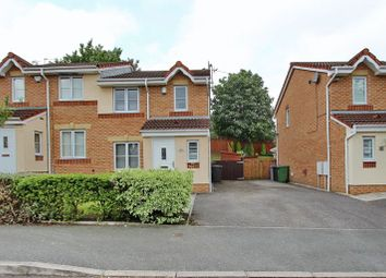 Thumbnail 3 bedroom semi-detached house for sale in Greendale Drive, Radcliffe, Manchester