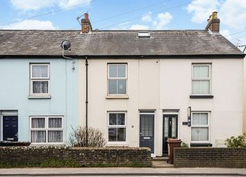 Thumbnail 2 bed terraced house for sale in Hunston, Chichester