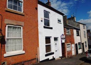 Thumbnail 2 bedroom terraced house for sale in Hillside, Castle Donington, Derby