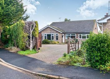 Thumbnail 4 bed bungalow for sale in March, Cambridgeshire, .