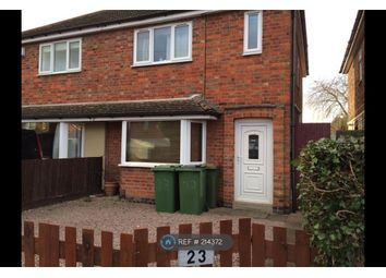 Thumbnail 3 bed semi-detached house to rent in St Marys Ave, Leicester