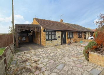 Thumbnail 2 bed semi-detached bungalow for sale in Linden Way, Canvey Island
