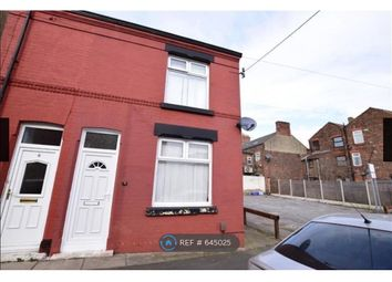 Thumbnail 2 bed end terrace house to rent in Brentwood Street, Wallasey