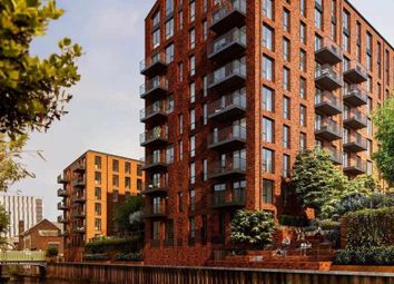 The Lancaster, Snow Hill Wharf, Birmingham B4. 1 bed flat for sale