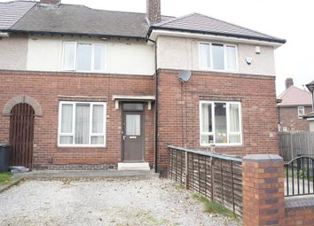 Thumbnail 2 bed terraced house for sale in Cookson Road, Southey Green, Sheffield
