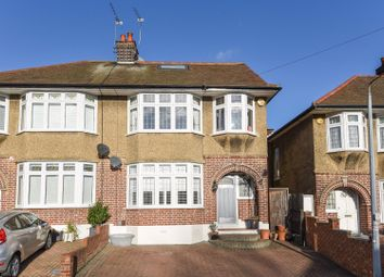 Thumbnail 4 bed semi-detached house for sale in Walnut Way, Buckhurst Hill