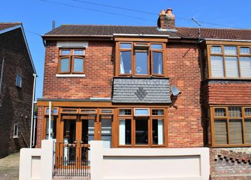 Thumbnail 3 bed semi-detached house to rent in Compton Road, Portsmouth