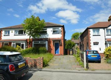 Thumbnail 3 bed semi-detached house for sale in Windsor Avenue, Whitefield, Manchester, Lancashire