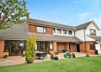 Thumbnail 5 bed detached house for sale in Holywell Avenue, Monkseaton, Whitley Bay