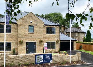 Thumbnail 5 bed detached house for sale in The Sherwood, Snelsins View, Cleckheaton