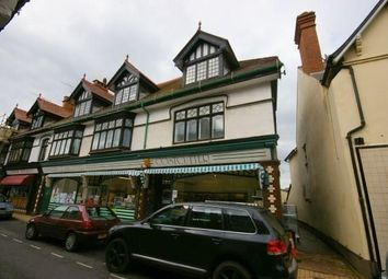 Thumbnail 1 bedroom flat to rent in High Street, Porlock, Minehead