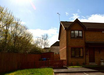 Thumbnail 2 bed terraced house to rent in Hunter Gardens, Bonnybridge
