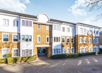Thumbnail 2 bedroom flat for sale in Nightingale Court, Hertford