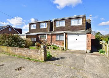 Thumbnail 3 bed bungalow for sale in Sandwich Road, Eythorne, Dover, Kent