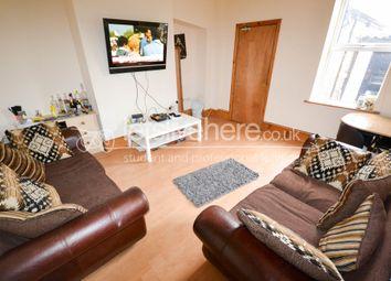 Thumbnail 5 bedroom terraced house to rent in Bolingbroke Street, Heaton, Newcastle Upon Tyne