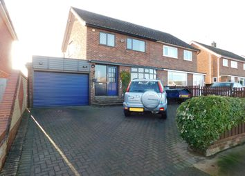 Thumbnail 3 bedroom semi-detached house for sale in St Peters Road, Stowmarket
