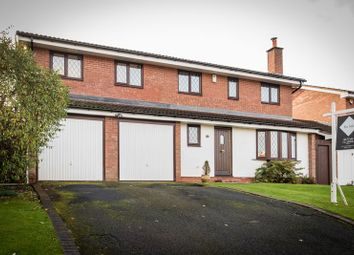 Thumbnail 5 bed detached house for sale in Rea Valley Drive, Northfield, Birmingham