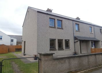 Thumbnail 3 bed semi-detached house to rent in Dunbar Street, Burghead, Elgin