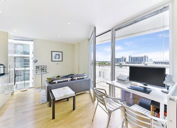 Thumbnail 1 bed flat for sale in Denison House, Lanterns Way, Canary Wharf