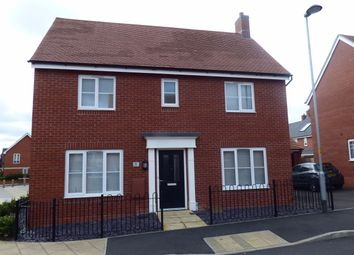 Thumbnail 3 bedroom detached house for sale in Maxwell Crescent, Northampton
