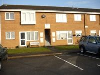 Thumbnail 2 bed flat to rent in Douglas House, March