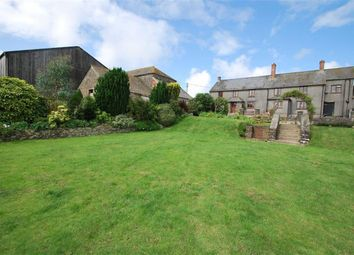 Thumbnail 6 bed farm for sale in Woodford, Bude