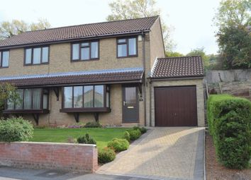 Thumbnail 3 bed semi-detached house for sale in Wheelers Road, Midsomer Norton, Radstock