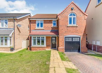 Thumbnail 4 bed detached house for sale in Kingsbrook Chase, Wath-Upon-Dearne, Rotherham